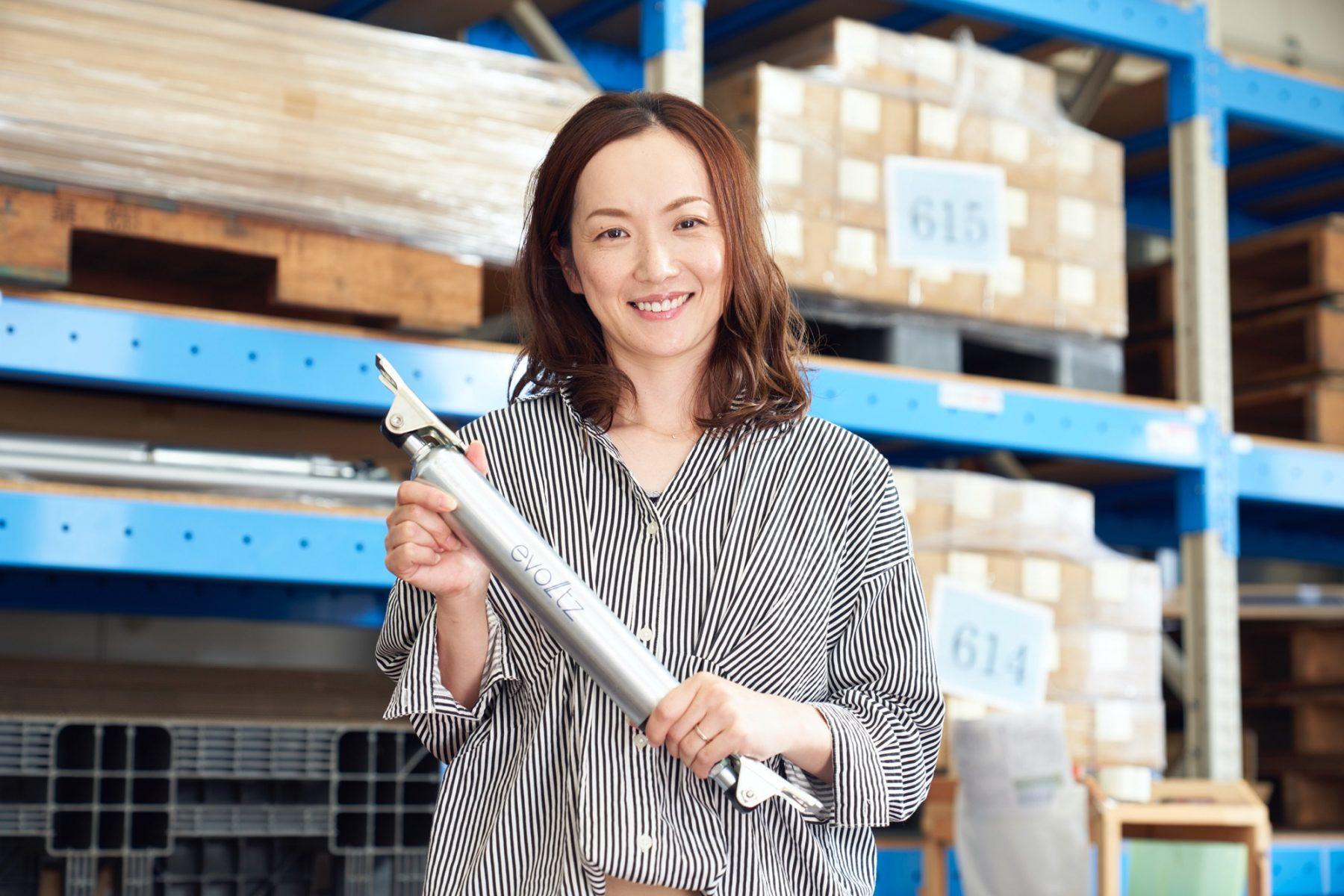 evoltzはお客様も、施工現場も、私たち満足できる自慢の製品です。